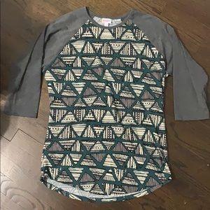 Lukaroe Randy ( baseball style ) shirt